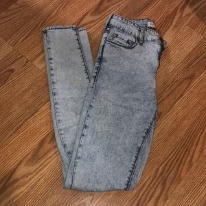 PacSun Jeans - PacSun Light washed jean jeggings